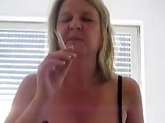 Smoking Claudia 1