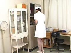 Asian Nurse Cures Patient