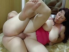 Chubby milf loves to fuck