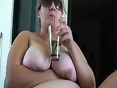 Greek mum balcony masturbation Riva from 1fuckdatecom