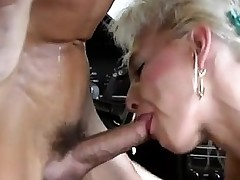 German mommy pickup for ruthless c Ginette from 1fuckdatecom