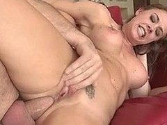 Sunless Hair lover having making love with older fellow in the living room!