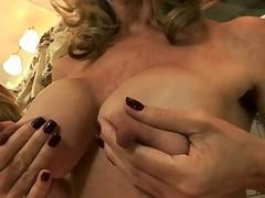 Mature Blonde With Big Nipples!!!!!!!