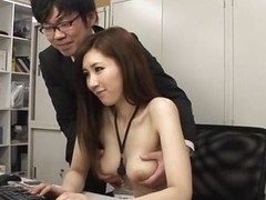 She`s naked and has solely these high heels and will not hear of id of course. Nippon chick Arisa behaves like everything is set and does will not hear of every day`s work and sometimes gets tit groped by will not hear of boss. She has a very glamorous fa