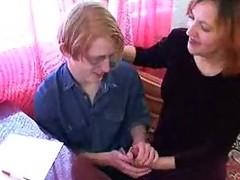 Rita seduced her son