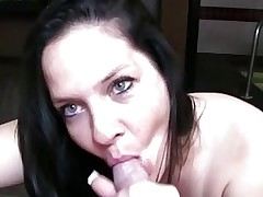 My Best Friend's Drunk Wife Sucking Me Dry