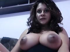 Large breasts woman bates