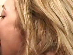 Best pornstar Gwen Diamond in horny blowjob, blonde xxx video