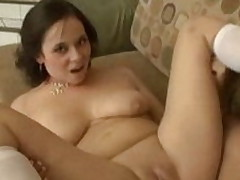 Exotic pornstar Aarielle Alexis in crazy cumshots, brunette porn movie