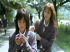 Japanese girls address about their exigencies and one goes be fitting of a walk
