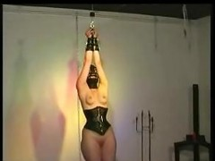 Slave Cat torture bondage PART3